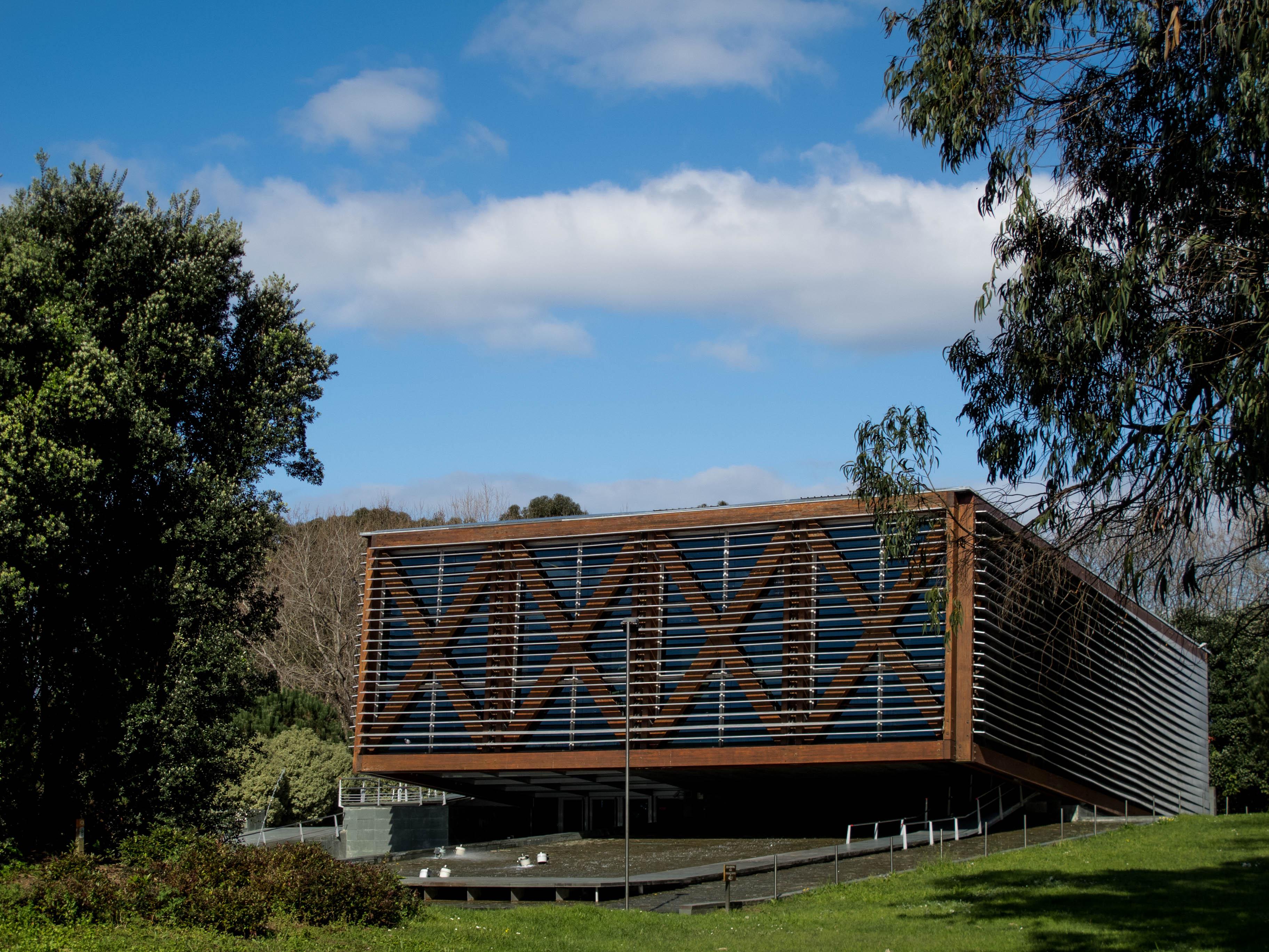 Pavilhão da Água no Parque da Cidade oferecido pela UNICER
