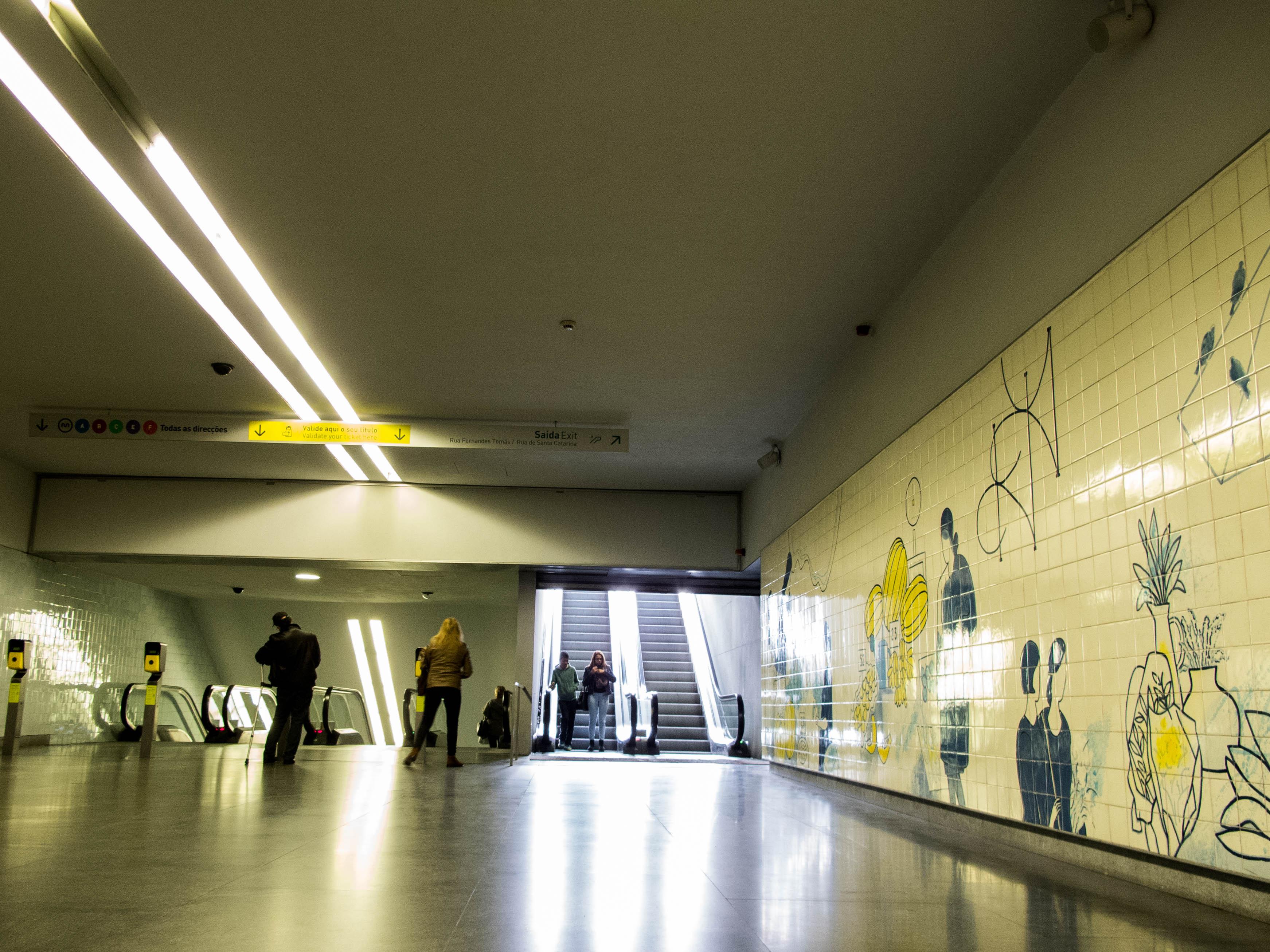 Atrio de Estación de Bolhão