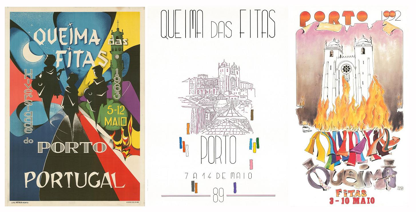 Queima das Fitas Posters